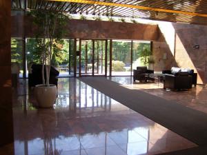 90 Grove Lobby
