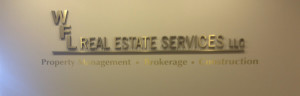 Property Management Companies in CT | WFL Real Estate Services, LLC | Our Company Signage